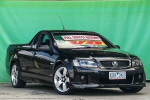 2010 Holden Ute VE MY10 SS V Black 6 Speed Sports Automatic Utility Ringwood East Maroondah Area Preview