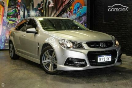 2014 Holden Commodore VF MY14 SV6 Nitrate 6 Speed Sports Automatic Sedan