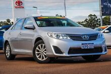 2014 Toyota Camry ASV50R Altise Silver 6 Speed Sports Automatic Sedan Wangara Wanneroo Area Preview