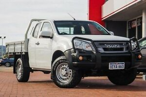 2014 Isuzu D-MAX  White Sports Automatic Cab Chassis Midland Swan Area Preview