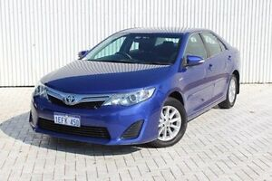 2013 Toyota Camry AVV50R Hybrid H Blue 1 Speed Constant Variable Sedan Hybrid Embleton Bayswater Area Preview