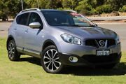 2012 Nissan Dualis J10W Series 3 MY12 Ti-L X-tronic AWD Grey 6 Speed Constant Variable Hatchback Wangara Wanneroo Area Preview