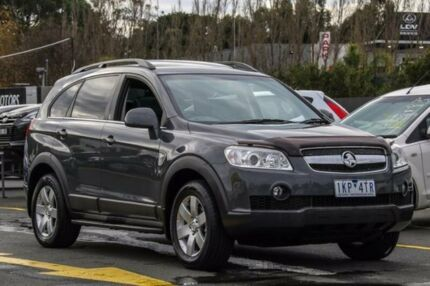 2010 Holden Captiva CG MY10 CX AWD Grey 5 Speed Sports Automatic Wagon Ringwood East Maroondah Area Preview