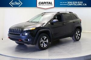 2016 Jeep Cherokee Trail hawk 4WD *Navigation-Back Up Camera-Hea