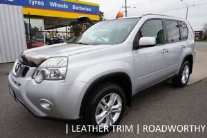 2011 Nissan X-Trail T31 Series IV ST-L 2WD Brilliant Silver 1 Speed Constant Variable Wagon Dandenong Greater Dandenong Preview