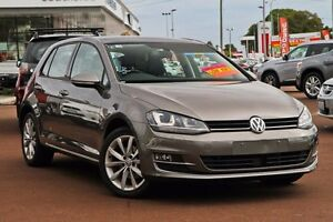 2015 Volkswagen Golf VII MY15 110TDI DSG Highline Grey 6 Speed Sports Automatic Dual Clutch Hatchbac Cannington Canning Area Preview