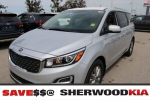 2019 Kia Sedona LX REAR VIEW CAMERA, 8-SEATER, BLIND ZONE DRIVER