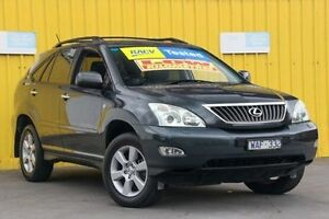2007 Lexus RX350 GSU35R Sports Grey 5 Speed Sports Automatic Wagon Ferntree Gully Knox Area Preview