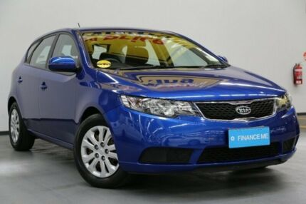 2012 Kia Cerato TD MY13 SI Blue 6 Speed Sports Automatic Hatchback Brooklyn Brimbank Area Preview