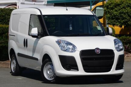 2014 Fiat Doblo 263 Low Roof SWB Bianco White 6 Speed Manual Van Acacia Ridge Brisbane South West Preview
