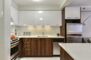 Tremendous Location! Guy-Concordia-Crescent St- Updated, Modern!