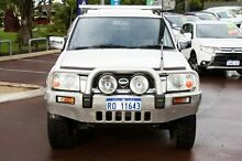 2006 Nissan Navara D22 S2 ST-R White 5 Speed Manual Utility Cannington Canning Area Preview