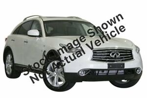 2017 Infiniti QX70 S51 GT Black 7 Speed Sports Automatic Wagon Hoppers Crossing Wyndham Area Preview