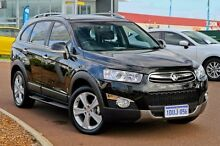 2011 Holden Captiva CG Series II Black 6 Speed Sports Automatic Wagon East Rockingham Rockingham Area Preview