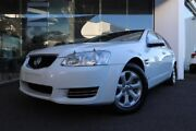 2013 Holden Commodore VE II MY12.5 Omega Sportwagon White 6 Speed Sports Automatic Wagon Hoppers Crossing Wyndham Area Preview