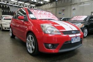 2008 Ford Fiesta WQ XR4 5 Speed Manual Hatchback Mordialloc Kingston Area Preview