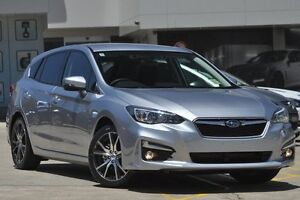 2017 Subaru Impreza MY17 2.0L (awd) Ice Silver Continuous Variable Hatchback Greenacre Bankstown Area Preview
