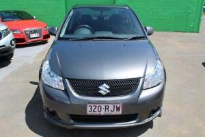 2010 Suzuki SX4 GYC MY10 Liana S Grey 6 Speed Constant Variable Sedan