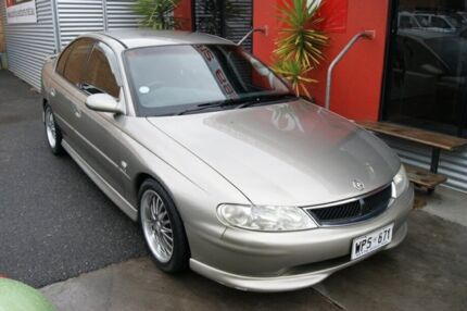2001 Holden Berlina VX II Silver Bronze 4 Speed Automatic Sedan Blair Athol Port Adelaide Area Preview