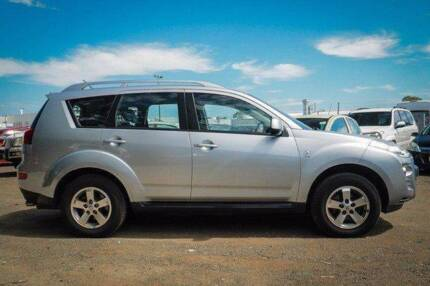 2010 Peugeot 4007 4x4 SUV fuel efficient Greenwood Joondalup Area Preview