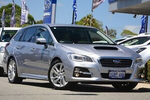 2016 Subaru Levorg V1 MY17 2.0GT CVT AWD Ice Silver 8 Speed Constant Variable Wagon Willagee Melville Area Preview