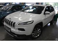 Jeep Cherokee 2.2 Multijet CRD 200 Limited 5dr 4WD