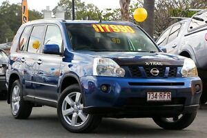 2010 Nissan X-Trail T31 MY10 TS Blue 6 Speed Sports Automatic Wagon Kedron Brisbane North East Preview