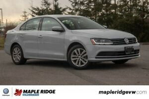 2017 Volkswagen Jetta Sedan Wolfsburg Edition GOOD VALUE, WELL E