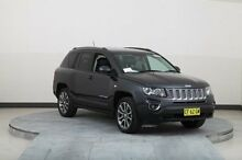 2014 Jeep Compass MK MY14 Limited (4x4) Grey 6 Speed Automatic Wagon Smithfield Parramatta Area Preview