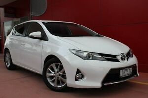 2014 Toyota Corolla ZRE182R Ascent Sport S-CVT White 7 Speed Constant Variable Hatchback Dandenong Greater Dandenong Preview