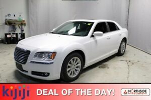 2014 Chrysler 300 TOURING Leather,  Heated Seats,  Sunroof,  Bac