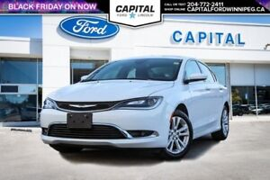 2016 Chrysler 200 Limited *Remote Start-Heated Seats-Bluetooth*