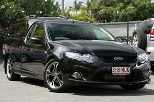 2011 Ford Falcon FG XR6 Ute Super Cab Turbo Black 6 Speed Sports Automatic Utility Kedron Brisbane North East Preview