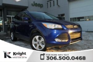 2014 Ford Escape SE - Heated Leather Seats - Bluetooth - Navigat
