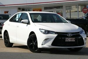 2015 Toyota Camry ASV50R Atara SX Diamond White 6 Speed Sports Automatic Sedan Woolloongabba Brisbane South West Preview