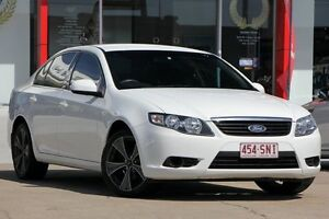 2009 Ford Falcon FG XT White 5 Speed Sports Automatic Sedan Kippa-ring Redcliffe Area Preview