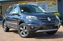 2013 Renault Koleos H45 Phase III Bose Grey 1 Speed Constant Variable Wagon Berwick Casey Area Preview