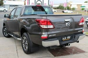 2015 Mazda BT-50 UP0YF1 GT Grey 6 Speed Sports Automatic Utility Cheltenham Kingston Area Preview