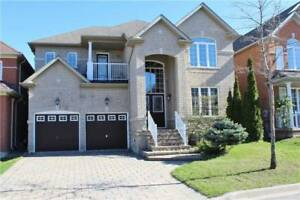 Spectacular 4 Br + Den Detached Family Home In Great Community