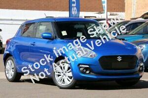 2018 Suzuki Swift AZ GL Navigator Blue 1 Speed Constant Variable Hatchback Dingley Village Kingston Area Preview