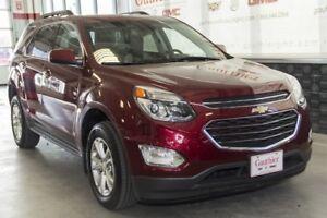 2017 Chevrolet Equinox LT FWD, Sunroof, Navigation, Heated Seats