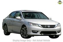2015 Honda Accord 9th Gen MY15 V6L Red 6 Speed Sports Automatic Sedan Myaree Melville Area Preview