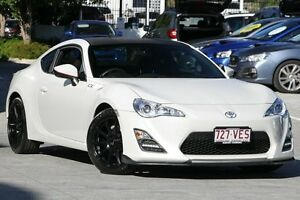 2014 Toyota 86 ZN6 GT White 6 Speed Manual Coupe Toowong Brisbane North West Preview