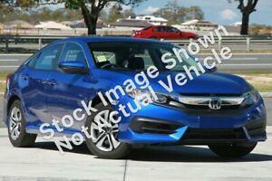 2019 Honda Civic 10th Gen MY19 VTi Blue 1 Speed Constant Variable Sedan Victoria Park Victoria Park Area Preview