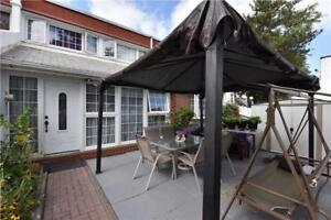 Absolutely Stunning, Renovated And Upgraded Well-Kept Condo Town