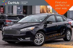 2016 Ford Focus Titanium|Sunroof|HeatedFrontSeats|Nav|SatRadio