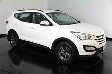 2015 Hyundai Santa Fe DM2 MY15 Active Cream 6 Speed Sports Automatic Wagon Victoria Park Victoria Park Area Preview