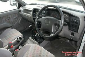 2002 Holden Rodeo SERVICE BODY 5 Speed Manual Utility Carrum Downs Frankston Area Preview