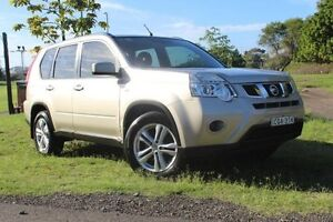 2011 Nissan X-Trail T31 Series IV ST Twilight 1 Speed Constant Variable Wagon Hamilton East Newcastle Area Preview