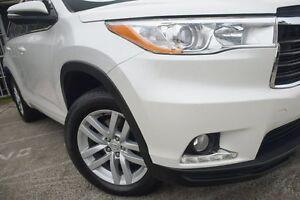 2015 Toyota Kluger GSU50R GX 2WD White 6 Speed Sports Automatic Wagon Mosman Mosman Area Preview